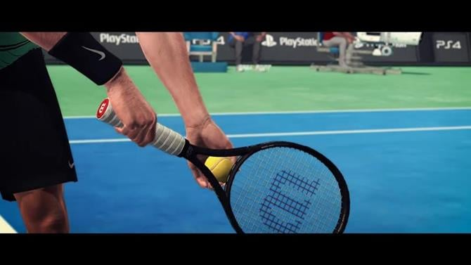 Tennis World Tour Developer Diary Shows Us How They Capture The Action
