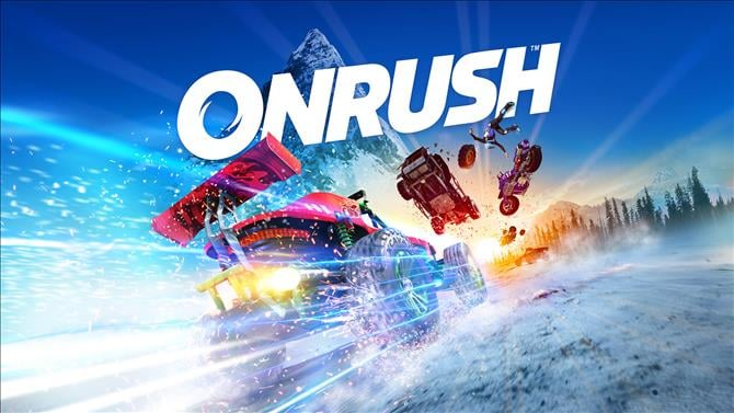 Color Splashes and Epic Crashes: Interview with ONRUSH Director Paul Rustchy