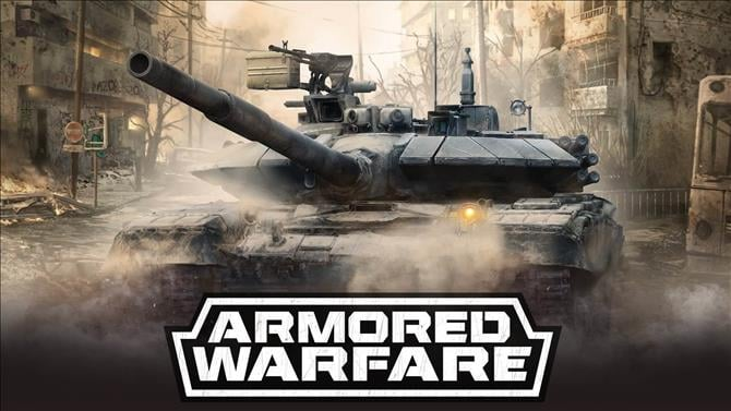 10 Armored Warfare PS4 Founder's Packs to Giveaway