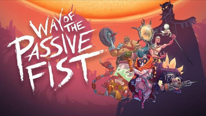 Way of the Passive Fist Announces Release Date With New Trailer
