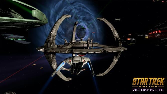 Star Trek Online Reveals Victory is Life Expansion