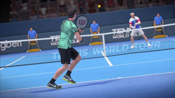 Tennis World Tour Trophy List Revealed