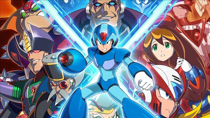 Mega Man X Legacy Collection Trophy List Revealed