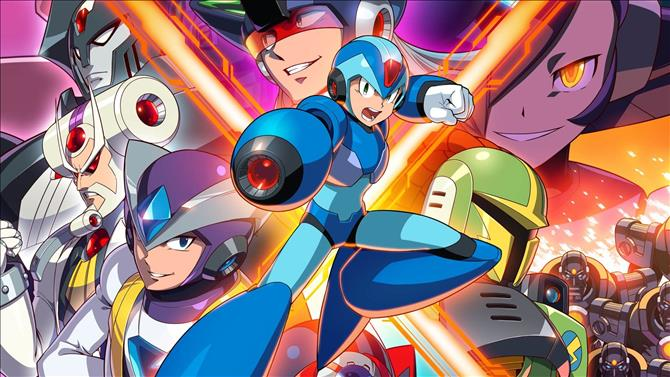 Mega Man X Legacy Collection 2 Trophy List Revealed