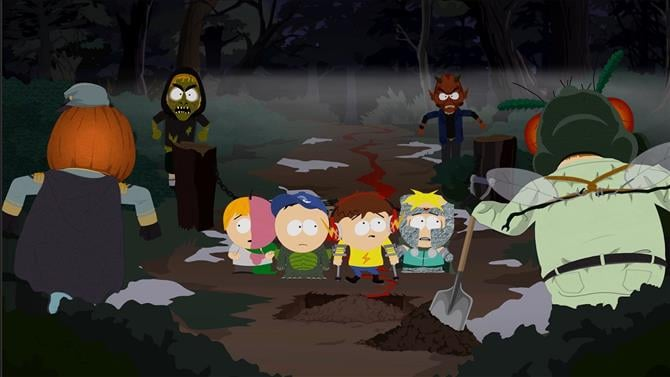Bring The Crunch in the Latest DLC For South Park: The Fractured But Whole