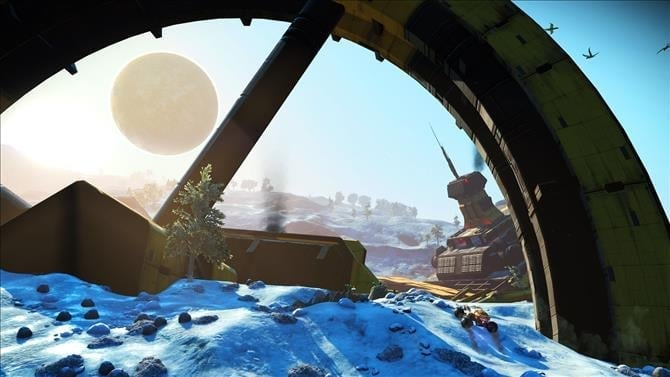 No Man's Sky NEXT Trailer Shows Multiplayer in Action