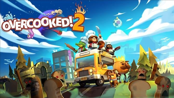 Overcooked! 2 Livestream Shows Off Co-Op Cookery Chaos
