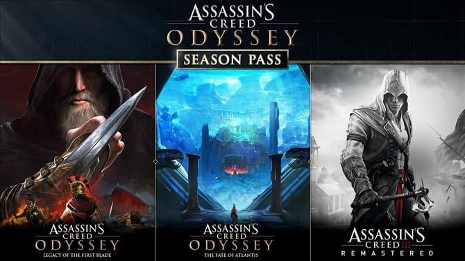 Assassin's Creed Odyssey: Legacy of the First Blade Trophies Revealed