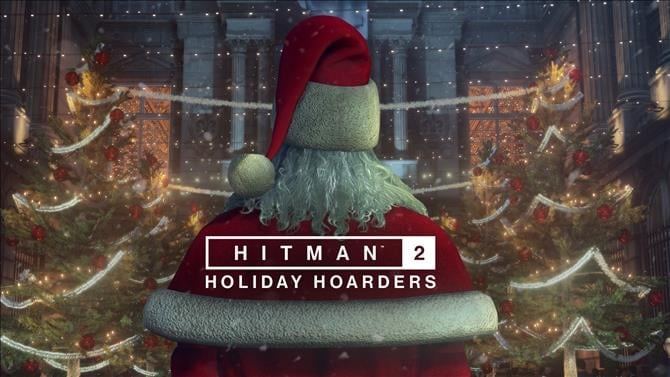 HITMAN 2 Festive Surprise Unwrapped Early By Xbox Store Leak