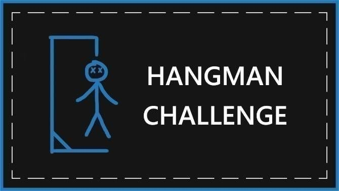 Introducing The TT Hangman Community Challenge
