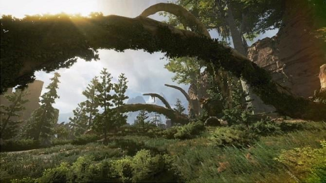 Apex Legends trees removed