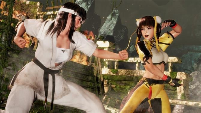 Dead or Alive 6 Stream Pulled for Suggestive Content, Demo Weekend Announced