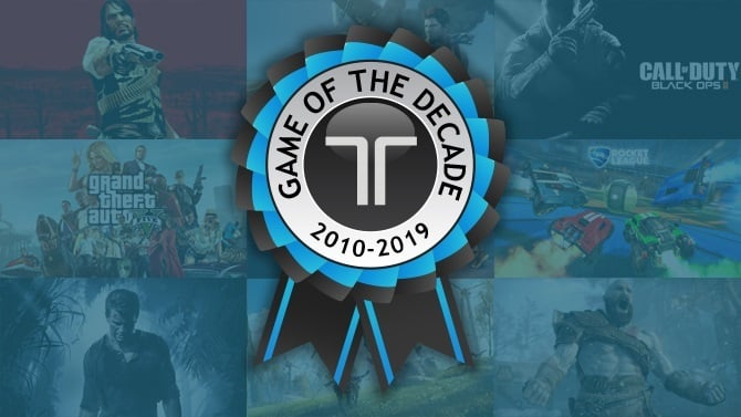 Vote Now for The TrueTrophies Game of The Decade!