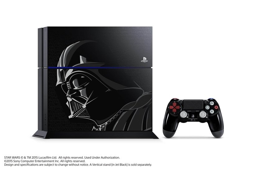 Darth Vader PS4 3