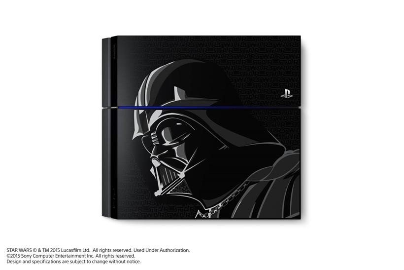 Darth Vader PS4 7