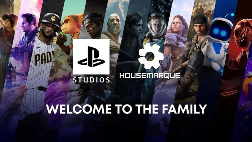 housemarque acquisition sony playstation