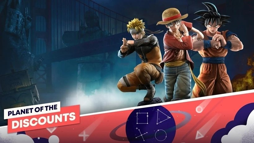 planet of the discounts playstation store