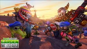 Plants Vs Zombies: Garden Warfare Gets a Trailer