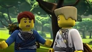New Trailer for Lego Ninjago: Nindroids