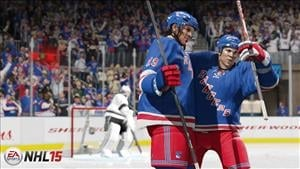 NHL 15 Shows Screens of the Stanley Cup Contenders