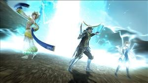 A Trio of Cut Scenes in Warriors Orochi 3 Ultimate