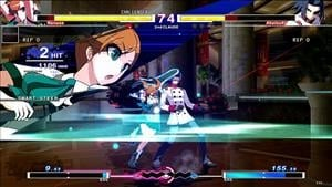 Under Night In-Birth Exe:Late Dated