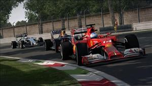 F1 2014 Heads to the Bahrain Circuit