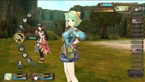New Atelier Shallie Character Trailers