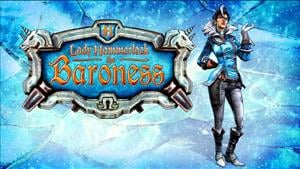Lady Aurelia Joins Borderlands: The Pre-Sequel