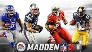 Madden NFL 16 Cover Vote