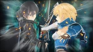 Sword Art Online Re: Hollow Fragment PS4 Trailer