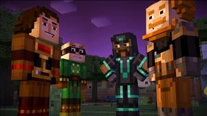 Paul Reubens Discusses Minecraft: Story Mode