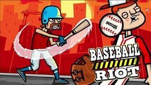Baseball Riot Out Today On PSN
