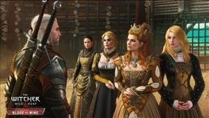 The Second Witcher 3: Wild Hunt Expansion Is Coming at the End of May