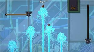 Splasher Inks Publisher Deal, Console Release Planned