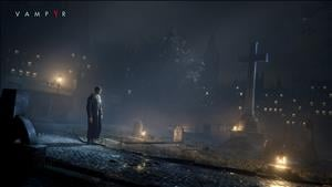 Take In The Sights And Sounds Of Vampyr With This Trailer And Soundtrack Preview