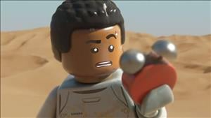 LEGO Star Wars: The Force Awakens Provides a Closer Look at Finn