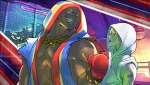 Street Fighter V Capcom Fighters Network Open Beta