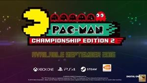 Pac-Man Championship Edition 2 Priced and Dated