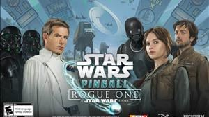 Star Wars Pinball to Receive Rogue One Table