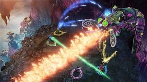 Details for Co-op Spellcasting Adventure Nine Parchments
