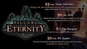Pillars of Eternity Trophy List Revealed