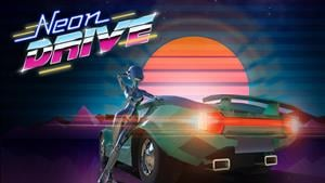 Go Retro With Neon Drive