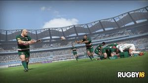 RUGBY 18 Patch 1.1 Detailed and Released