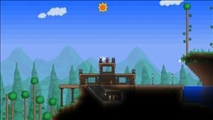 Terraria Update Launches for PlayStation 4
