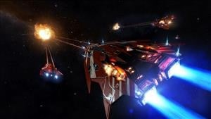 Elite Dangerous: Beyond Update Changes Hot Ships and Power Bounties
