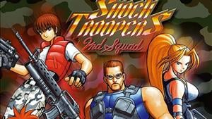 ACA Neo Geo: Shock Troopers 2nd Squad Trophy List Revealed