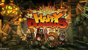 Happy Dungeons is Shutting Down