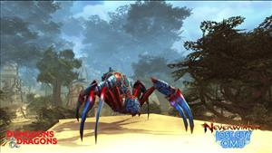 20 Neverwinter PS4-themed Suratuk's Spider Mounts Giveaway (North America Only)