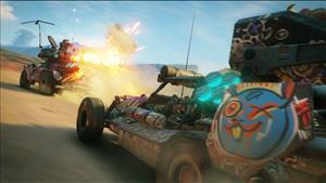 Rage 2 Preview Interview from E3